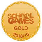 school games award gold 2019